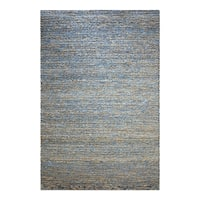 Uttermost Euston Natural and Blue Rug