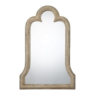 Uttermost Adilah Aged Ivory Mirror