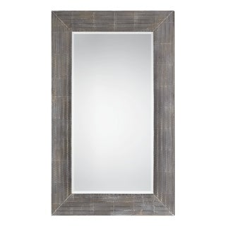 Uttermost Frazer Stone Grey Mirror