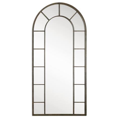 Uttermost Dillingham Aged Black Mirror