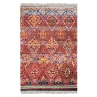 Uttermost Balgha Red Rug
