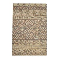 Uttermost Liam Hemp Natural and Brown Rug