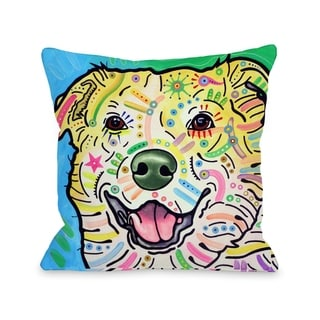 Maude 18x18 Pillow by Dean Russo