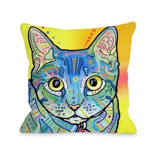 Vintage Maya  Pillow by Dean Russo