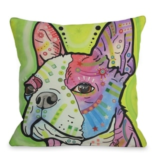 Pride 18x18 Pillow by Dean Russo