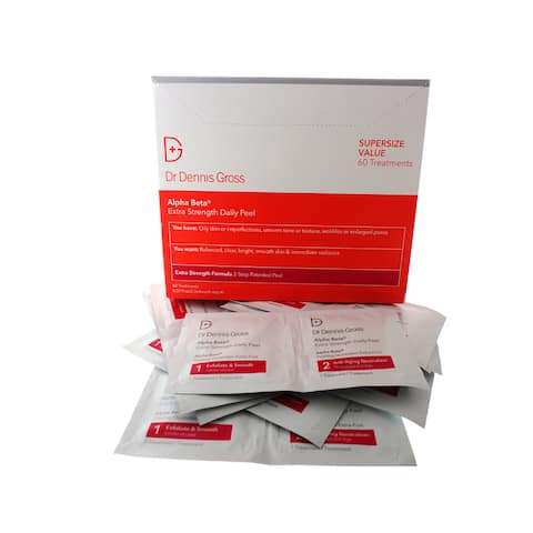 Dr. Dennis Alpha Beta Extra Strength Peel (60 Packettes)