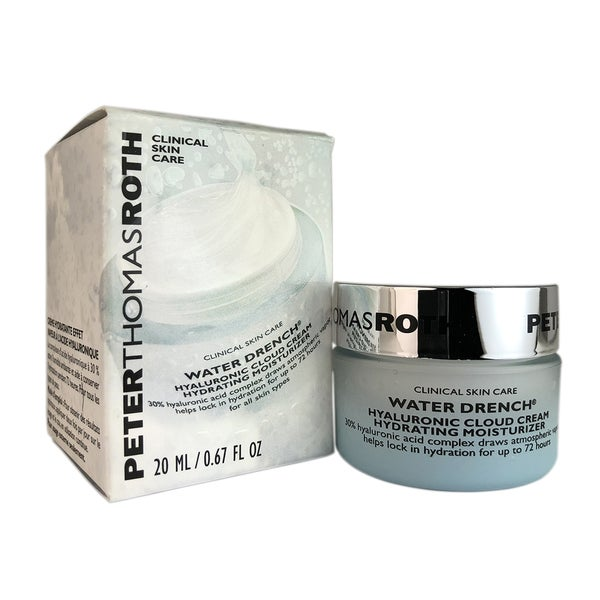 Peter Thomas Roth Water Drench 0.67-ounce Hyaluronic Cloud Cream Mini. Opens flyout.