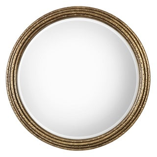 Uttermost Spera Antiqued Gold Mirror