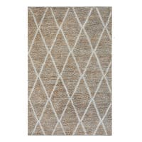 Uttermost Larson Natural and Ivory Rug