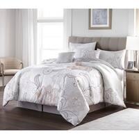 Nanshing Lucinda Lace 7 Piece Comforter Set