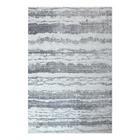 Uttermost Basilia Grey and Ivory Rug