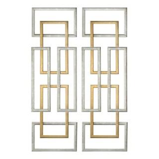Uttermost Aerin Geometric Wall Arts (Set of 2)