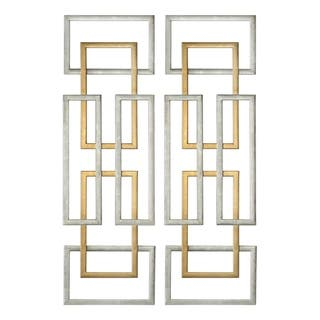Uttermost Aerin Geometric Wall Arts (Set of 2)