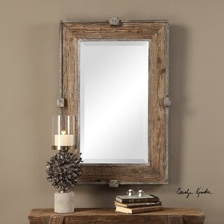Uttermost Siringo Natural Mirror