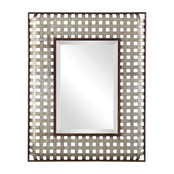 Uttermost Fabelle Galvanized Mirror