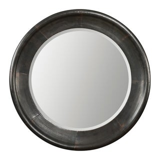 Uttermost Reglin Dark Bronze Mirror
