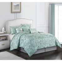 Nanshing Cattleya 7 Piece Comforter Set