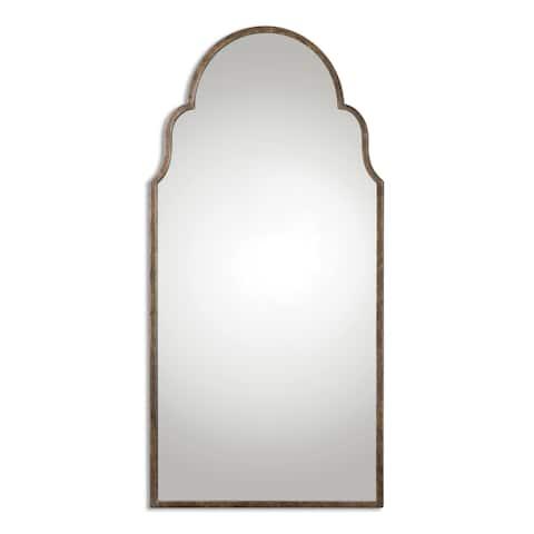 Uttermost Brayden Rust Bronze Mirror