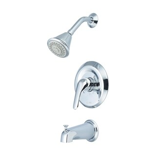 Single Handle Tub and Shower Trim Set-4LG100T