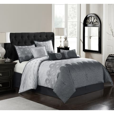 Grand Avenue Indio 7 Piece Comforter Set