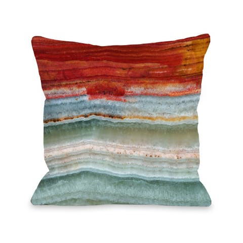 Onyx Hot Cold - Multi Pillow by OBC