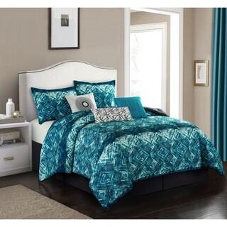 Nanshing Batique 7 Piece Comforter Set