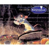 The Art of Ratatouille (Hardcover)