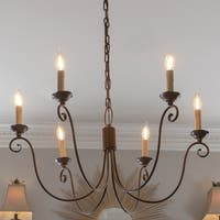 Serenella 6 Light Chandelier