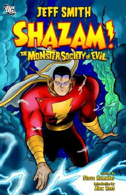 Shazam!: The Monster Society of Evil (Paperback)