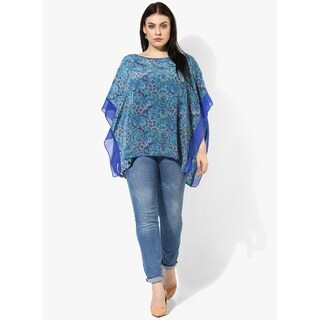 Qurvii Paisely Kaftan Top (4 options available)