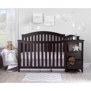 Shop Sorelle Berkley 4 In 1 Crib Amp Changer White Free