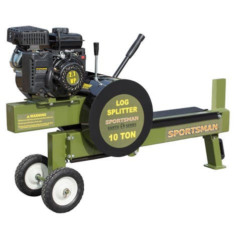 Sportsman Earth Series 10 Ton Gas Powered Kinetic Log Spitter