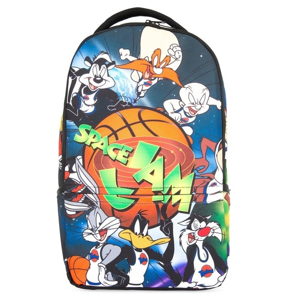 Looney Toons Space Jam Laptop Backpack, For Machines up to 16in