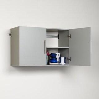 Stone Grey 36-inch Upper Storage Cabinet