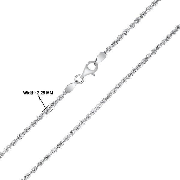 14k 1.4mm Diamond-Cut Spiga Chain