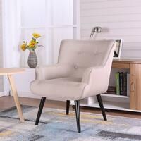 Alicia Wingback Chair by Ocean Bridge Furniture