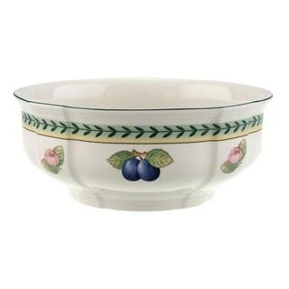 Villeroy & Boch  French Garden Fleurence 8.25 in. Vegetable Bowl
