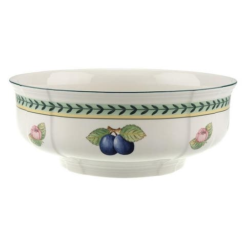 Villeroy & Boch French Garden Fleurence 9.75 in. Vegetable Bowl