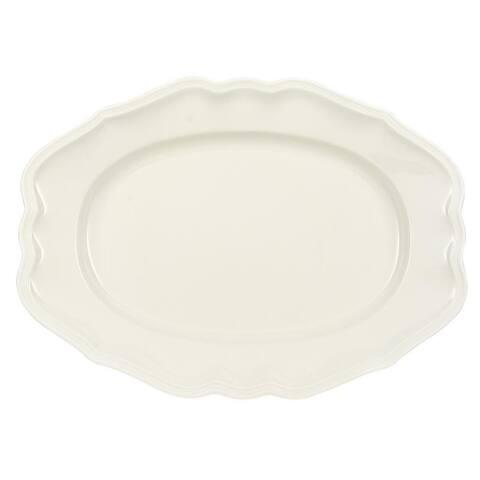 Villeroy & Boch Manoir 14.5 in. Oval Platter