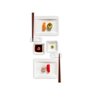 Villeroy & Boch NewWave Sushi for Two: 8 piece set