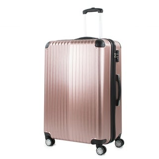 AGT Melrose 29-inch TSA Lock Expandable Spinner Suitcase (4 options available)