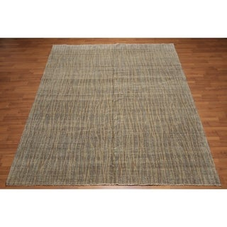Samad Contemporary Texture Collection Oriental Area Rug - 9' x 12'