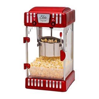 Link to Elite EPM-250 Tabletop Kettle Popcorn Popper Machine Similar Items in Specialty Appliances