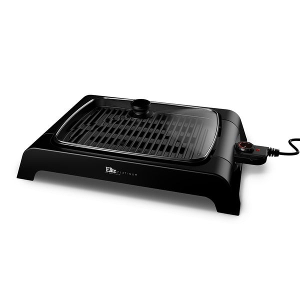 Elite EGL-6501 LiveSmart Indoor Grill XL. Opens flyout.