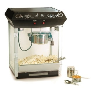 Elite EPM-650B Kettle Tabletop Popcorn Maker