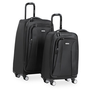Samsonite Hyperspace 2-piece Expandable Spinner Luggage Set (21-inch and 26-inch)
