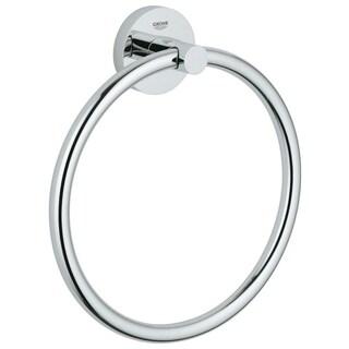 Grohe Essentials Towel Ring 40365001 Chrome