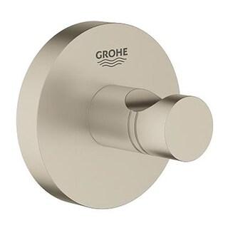 Grohe Essentials Robe Hook 40364EN1 Brushed Nickel