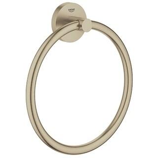 Grohe Essentials Towel Ring 40365EN1 Brushed Nickel