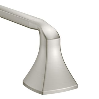 "Moen Voss 18"" Towel Bar YB5118BN Brushed Nickel"